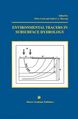 Environmental Tracers in Subsurface Hydrology (Paperback)