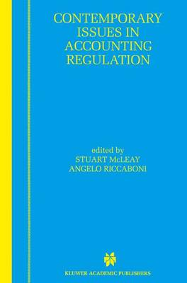 Contemporary Issues in Accounting Regulation (Paperback)