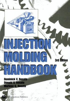 Injection Molding Handbook (Paperback)