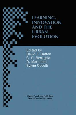 Learning, Innovation and Urban Evolution (Paperback)