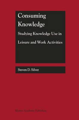 Consuming Knowledge: Studying Knowledge Use in Leisure and Work Activities (Paperback)
