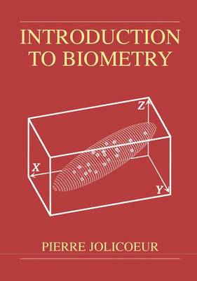 Introduction to Biometry (Paperback)