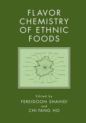 Flavor Chemistry of Ethnic Foods (Paperback)