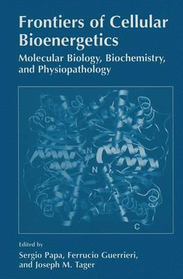 Frontiers of Cellular Bioenergetics: Molecular Biology, Biochemistry, and Physiopathology (Paperback)
