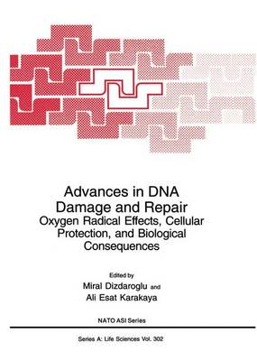 Advances in DNA Damage and Repair: Oxygen Radical Effects, Cellular Protection, and Biological Consequences - NATO Science Series A 302 (Paperback)