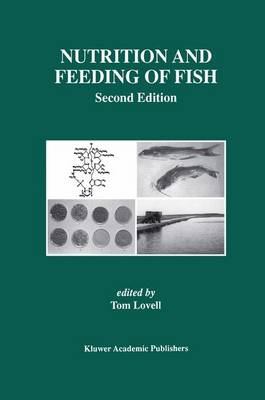 Nutrition and Feeding of Fish (Paperback)