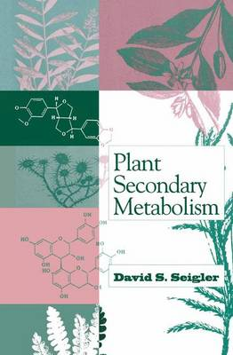 Plant Secondary Metabolism (Paperback)