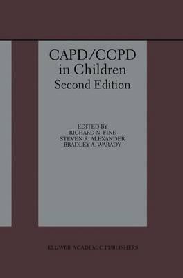 CAPD/CCPD in Children (Paperback)