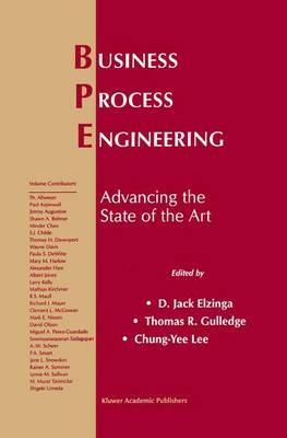 Business Process Engineering: Advancing the State of the Art (Paperback)