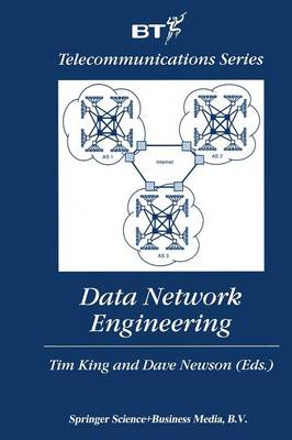 Data Network Engineering - BT Telecommunications Series 17 (Paperback)