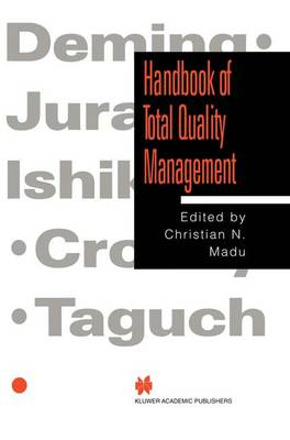 Handbook of Total Quality Management (Paperback)