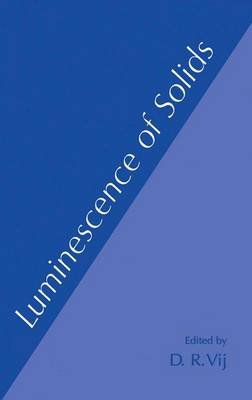 Luminescence of Solids (Paperback)
