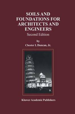 Soils and Foundations for Architects and Engineers (Paperback)