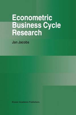 Econometric Business Cycle Research (Paperback)