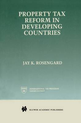 Property Tax Reform in Developing Countries (Paperback)