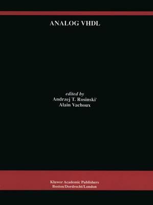 Analog VHDL (Paperback)