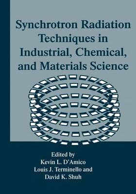 Synchrotron Radiation Techniques in Industrial, Chemical, and Materials Science (Paperback)