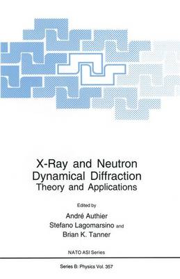 X-Ray and Neutron Dynamical Diffraction: Theory and Applications - NATO Science Series B 357 (Paperback)