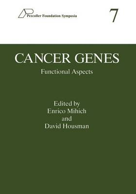 Cancer Genes: Functional Aspects - Pezcoller Foundation Symposia 7 (Paperback)