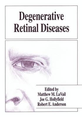 Degenerative Retinal Diseases (Paperback)