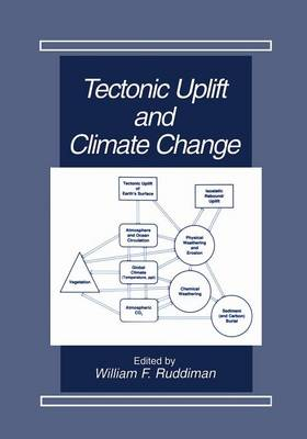 Tectonic Uplift and Climate Change (Paperback)