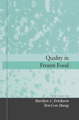 Quality in Frozen Food (Paperback)