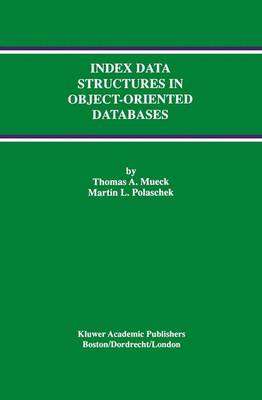 Index Data Structures in Object-Oriented Databases - Advances in Database Systems 7 (Paperback)