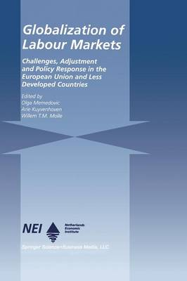 Globalization of Labour Markets: Challenges, Adjustment and Policy Response in the EU and LDCs - Ettore Majorana International Science Series 13 (Paperback)
