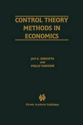Control Theory Methods in Economics (Paperback)
