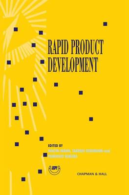 Rapid Product Development: Proceedings of the 8th International Conference on Production Engineering (8th ICPE) Hokkaido University, Sapporo, Japan, August 10-20, 1997 (Paperback)