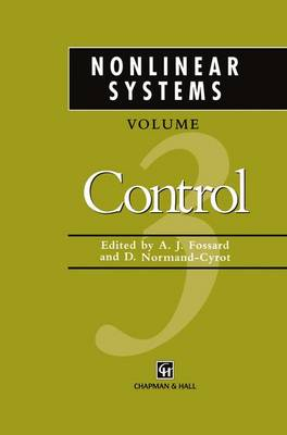 Nonlinear Systems: Control 3 (Paperback)