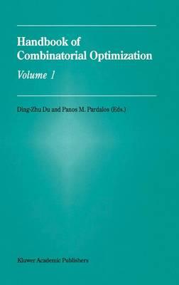 Handbook of Combinatorial Optimization (Paperback)