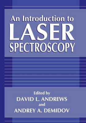 An Introduction to Laser Spectroscopy (Paperback)