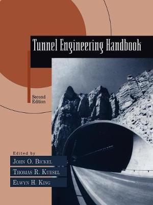 Tunnel Engineering Handbook (Paperback)
