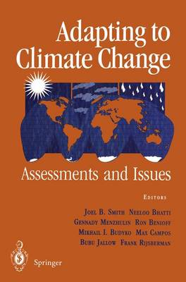 Adapting to Climate Change: An International Perspective (Paperback)