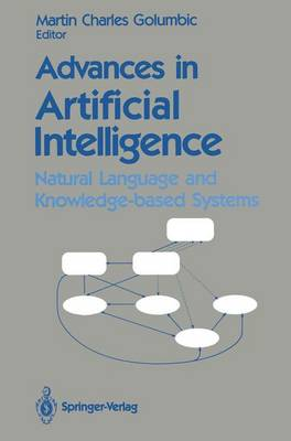 Advances in Artificial Intelligence: Natural Language and Knowledge-based Systems (Paperback)