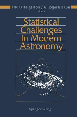 Statistical Challenges in Modern Astronomy (Paperback)