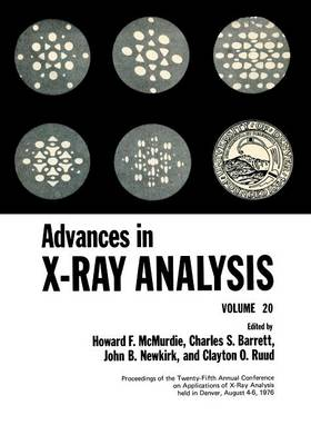 Advances in X-ray Analysis: Volume 20 (Paperback)