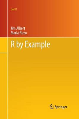 R by Example - Use R! (Paperback)