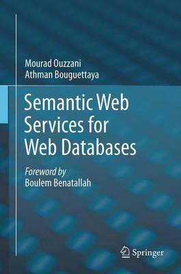Semantic Web Services for Web Databases (Hardback)