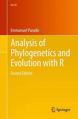 Analysis of Phylogenetics and Evolution with R - Use R! (Paperback)