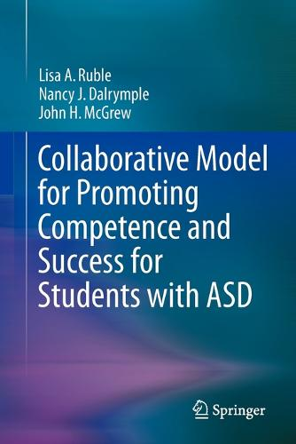 Collaborative Model for Promoting Competence and Success for Students with ASD (Paperback)