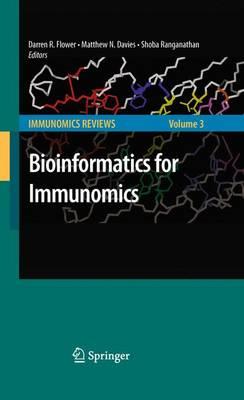 Bioinformatics for Immunomics - Immunomics Reviews: 3 (Paperback)