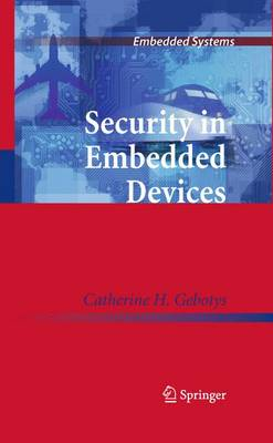 Security in Embedded Devices - Embedded Systems (Paperback)