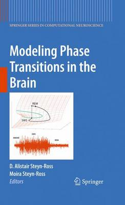 Modeling Phase Transitions in the Brain - Springer Series in Computational Neuroscience 4 (Paperback)
