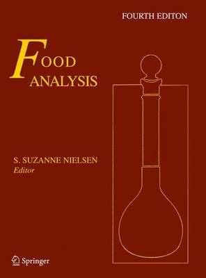 Food Analysis - Food Science Text Series (Paperback)