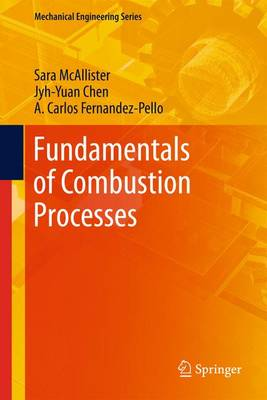Fundamentals of Combustion Processes - Mechanical Engineering Series (Paperback)