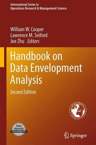 Handbook on Data Envelopment Analysis - International Series in Operations Research & Management Science 164 (Paperback)