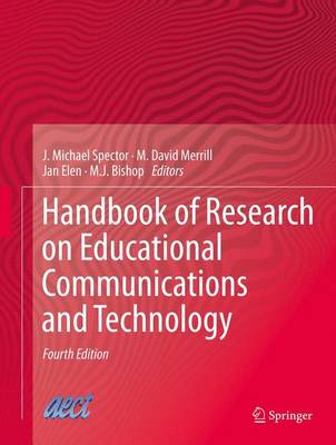 Handbook of Research on Educational Communications and Technology (Hardback)