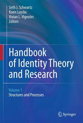 Handbook of Identity Theory and Research (Paperback)